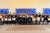 全国高等学校選抜大会等の上位入賞者が山口知事に結果報告!