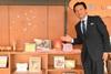 県立図書館で知事おすすめの絵本を紹介