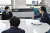 新型コロナへの佐賀県の取り組みを国際感染症センター長に紹介しました