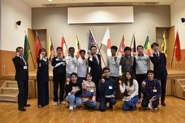 CODO(コウドウ)外語観光専門学校の皆さんと一緒に